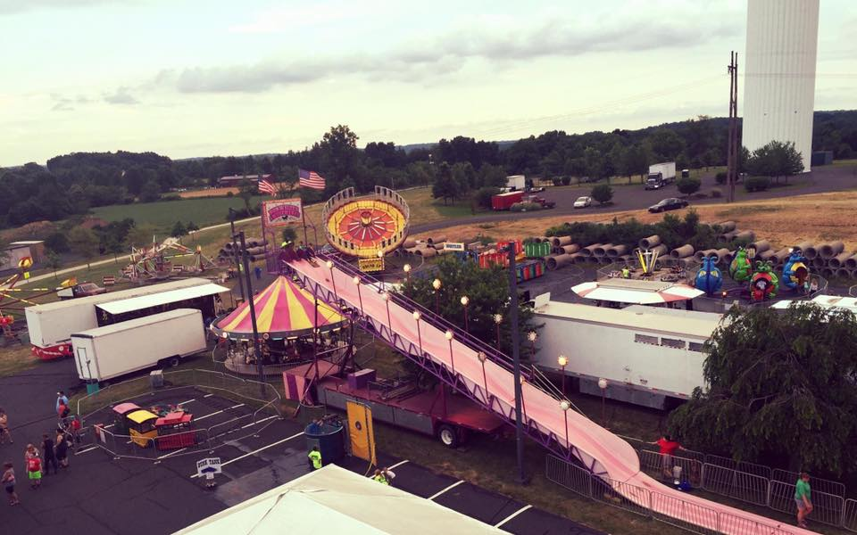 72nd Annual Milford Township Fire Company Carnival